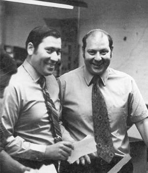 Stuart and David Avrick