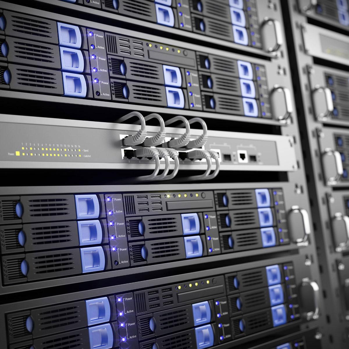 data processing server unit