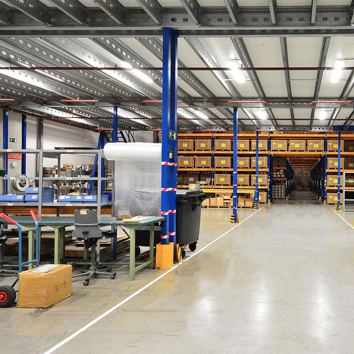 fufillment warehouse