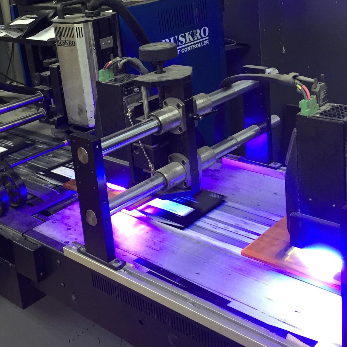 laser-addressing