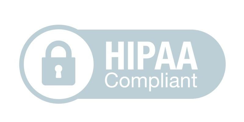hippa compliant logo