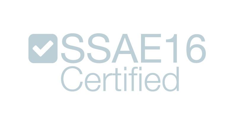 SSAE16 logo