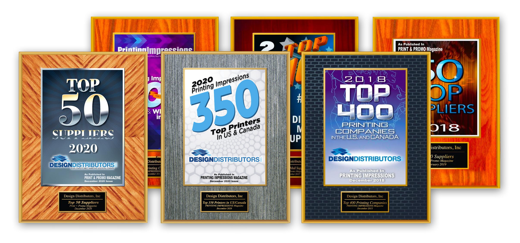 Awards Design Distributors Has Won