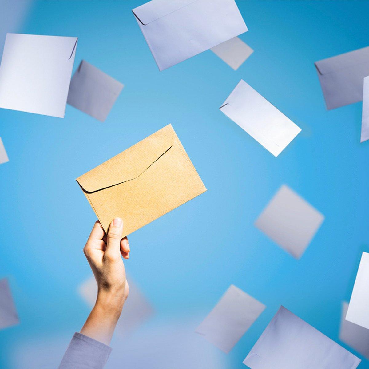Direct Mail Return Envelopes