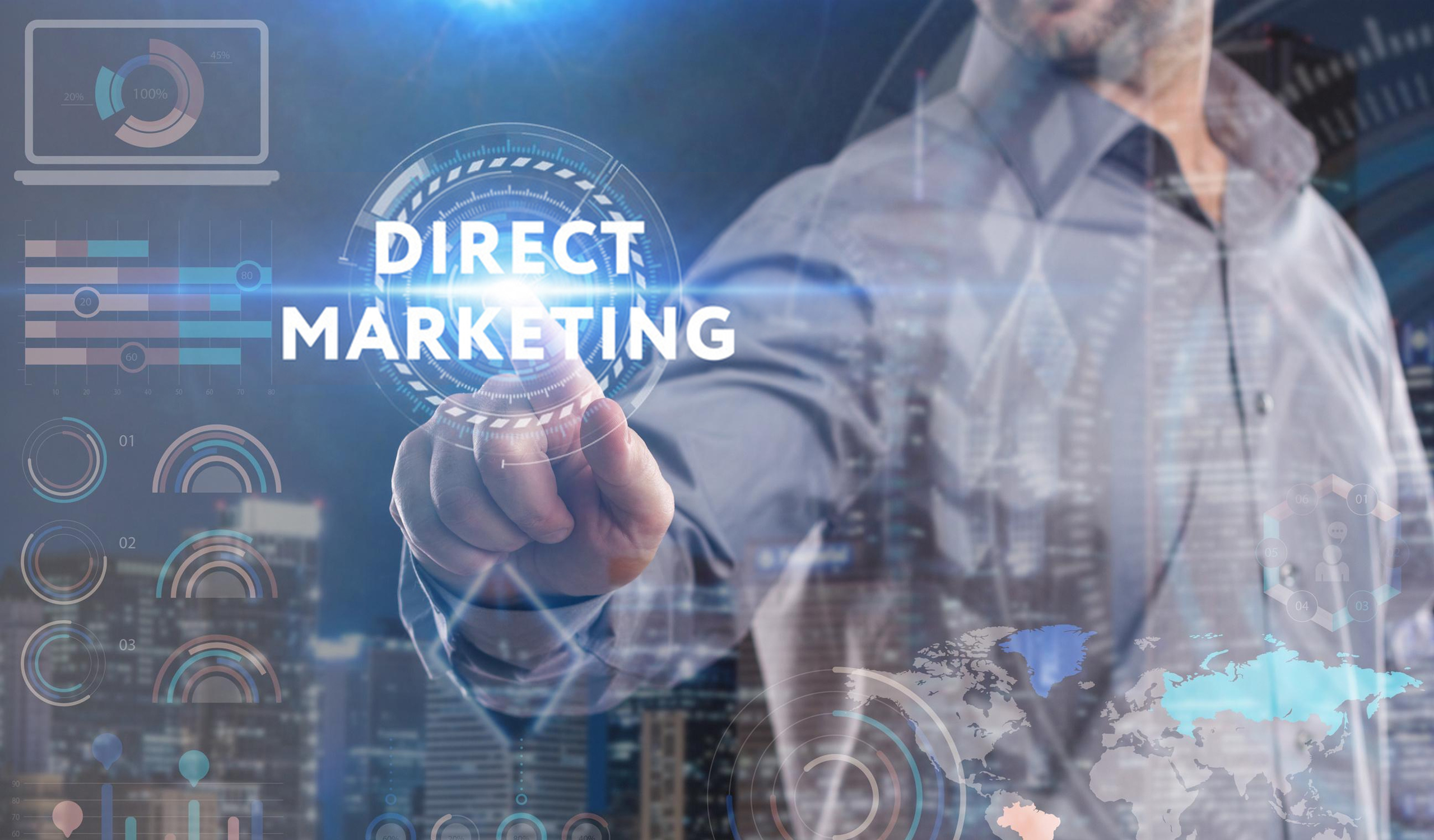 What Is Direct Marketing? Origins, Components & Modern-Day Use