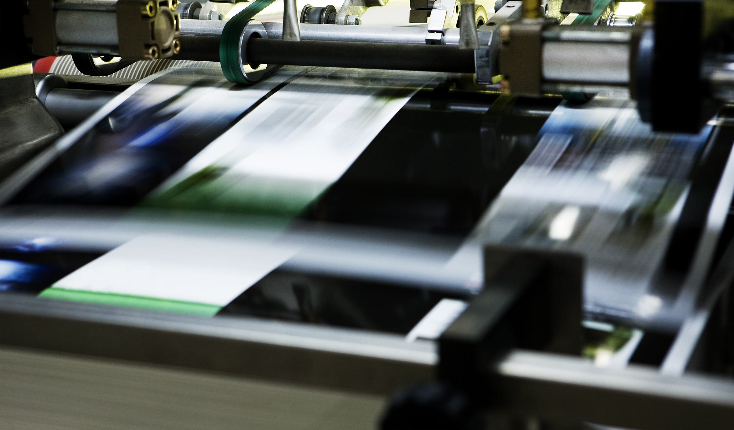 What Is a Digital Printing Press?