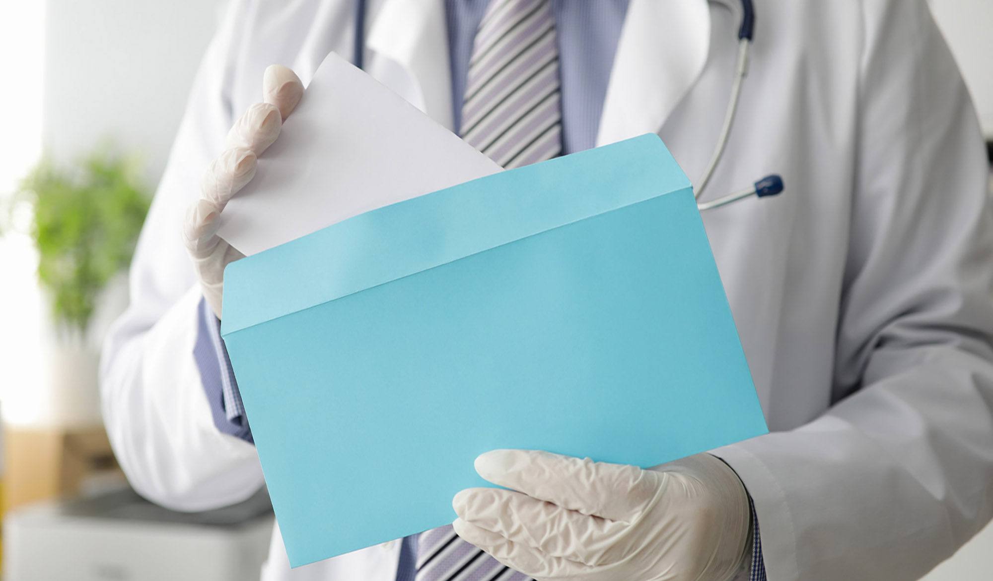 HIPAA Rules & Postal Mail